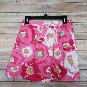 Lilly Pulitzer Whitley Skirt size 2